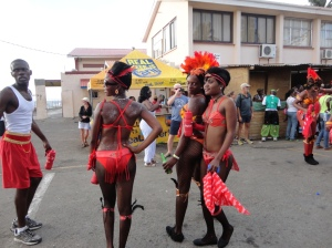 Karneval i Hillsborough, Carriacou