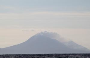 Vulkanen på Montserrat
